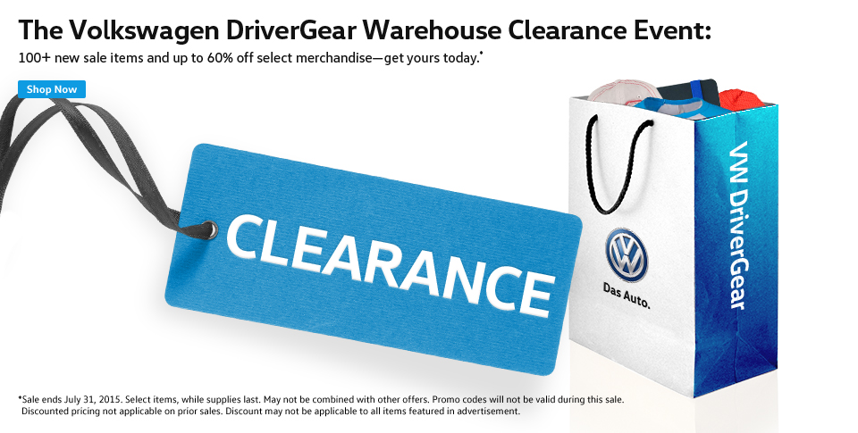 VW Warehouse Clearance Event